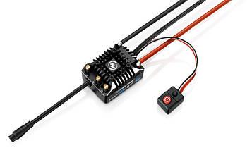 Регулятор FOC сенсорний HOBBYWING XERUN AXE R2 80A 2-3S для краулерів