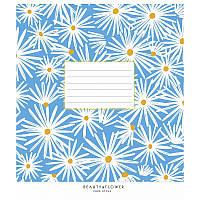 Тетрадь 24 листа в линию Школярик Star 024-2952L для девочек