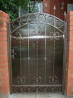 Заказать входную кованую дверь во двор в Херсоне