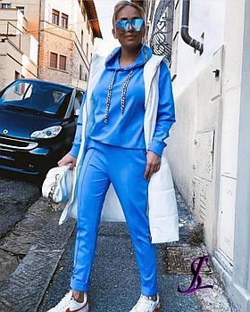Яркий весенний Женский спортивный костюм , двунить.Хиты сезона.Новое поступление Коллекции весна лето 💥