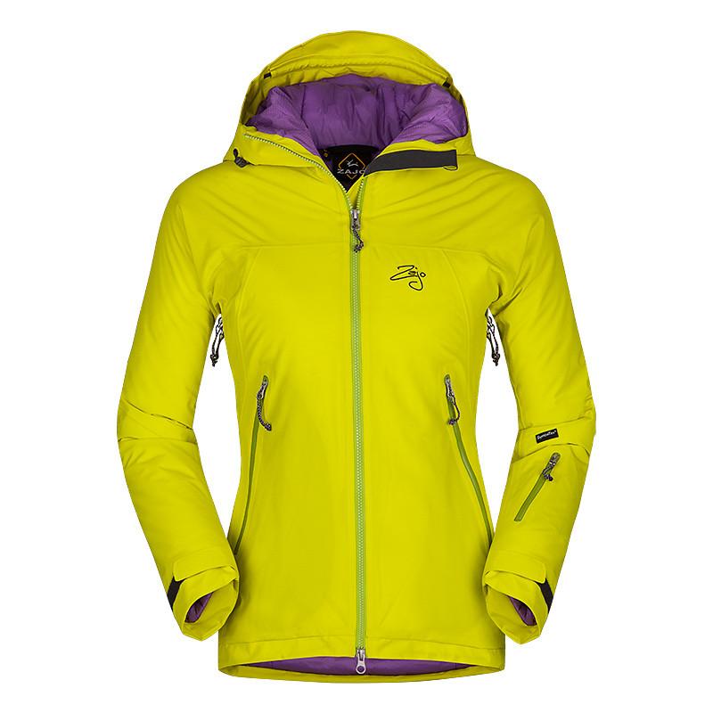 Куртка утепленная Zajo Nuuk Lady Jkt Green Lime