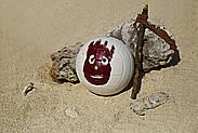 М'яч волейбольний ігровий Wilson Cast Away Volleyball оригінал, фото 2