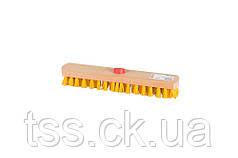 Щетка хозяйственная MASTERTOOL 300х55х45 мм деревянная с внутренним креплением без ручки 14-6375