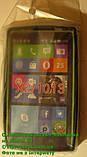 Nokia_X2, силиконовый черный чехол, фото 5