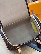 """Сумка Louis Vuitton """"Коричнева"""", фото 3"""