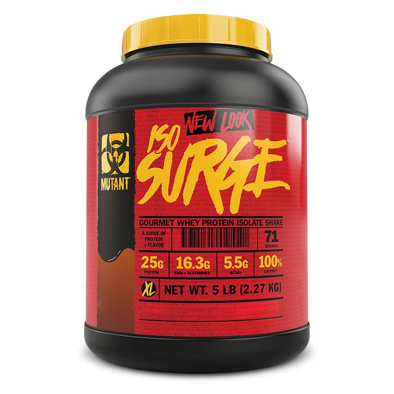 Протеин Mutant Iso Surge, 2.27 кг Кокос