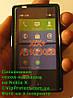 Nokia_X, силиконовый черный чехол
