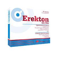 Стимулятор тестостерону Olimp Erekton Ultra, 30 капсул