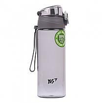 Пляшка для води YES 620мл зелена 707633