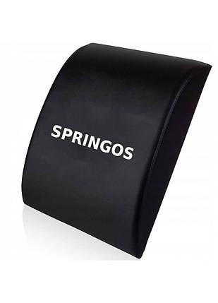 Мат для преса Springos Ab Mat FA0001 Black, фото 2