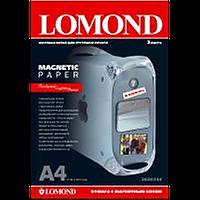 Матовая фотобумага lomond магнетик А3 2 листа (2020348)
