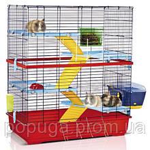 Savic ХАМСТЕР МЕТРО (Hamster Heaven Metro) клітка для хом'яків