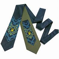 Галстук с вышивкой Мирослав  (Галстуки с вышивкой)