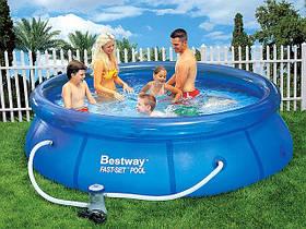 Надувной бассейн BestWay 57270/57109 (305x76 см)