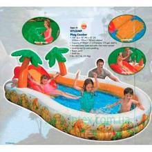 """Детский надувной бассейн Intex 57131 """"Король лев"""""""
