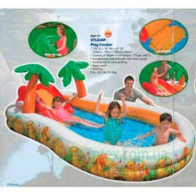 """Дитячий надувний басейн Intex 57131 """"Король лев"""""""