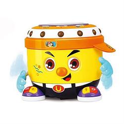 Музыкальная игрушка Hola Toys Веселый барабан