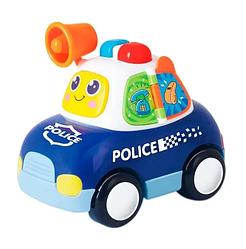 Музыкальная игрушка Hola Toys Полицейская машина