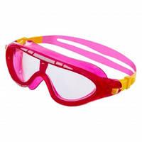 Окуляри-маска для плавання дитяча SPEEDO BIOFUSE RIFT JUNIOR кольори в асорт., Рожевий