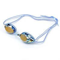 Окуляри для плавання дитячі SPEEDO VANQUISHER MIRROR JUNIOR 8061767239