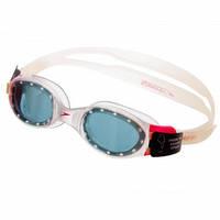 Окуляри для плавання SPEEDO FUTURA BIOFUSE FEMALE 8080357239 кольори в асорт., Білий-червоний