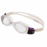 Окуляри для плавання SPEEDO FUTURA BIOFUSE FEMALE 8080357239 кольори в асорт., Білий-фіолетовий