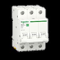 Автоматичний вимикач Schneider Electric 40А, 3P, С, 6кА (R9F12340), фото 1