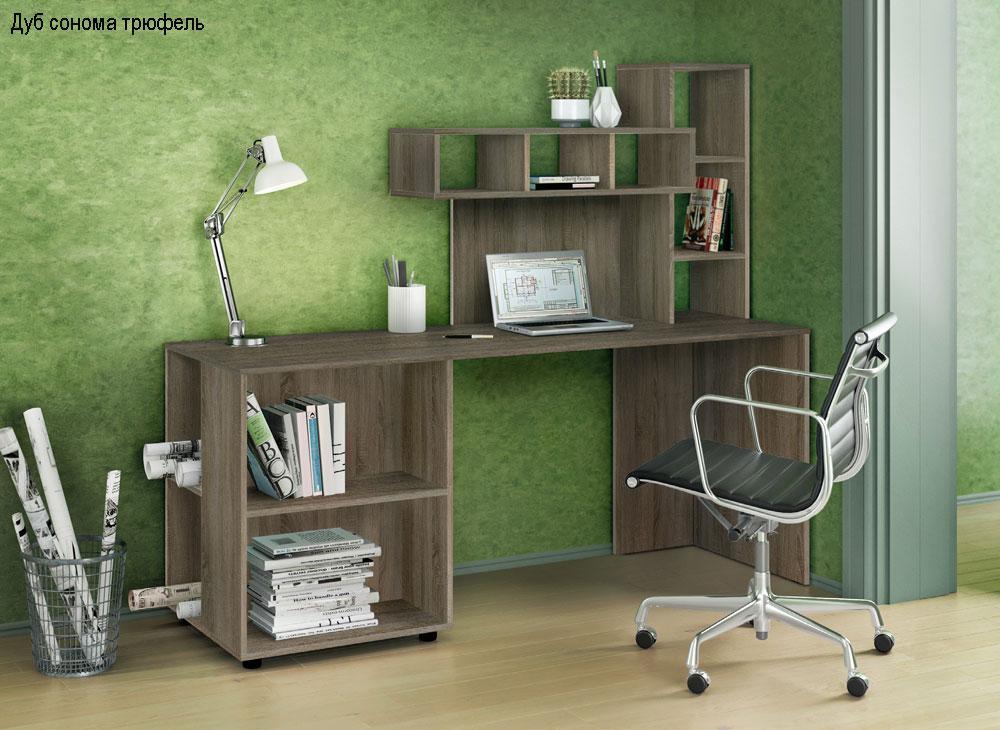 Письмовий стіл СТ-06, виробник Київський стандарт