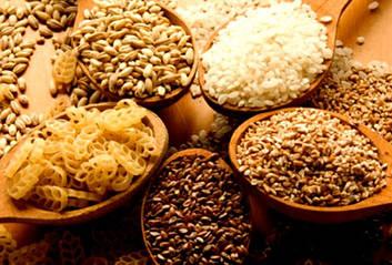 Цукор, насіння, крупи, макаронні вироби, борошно
