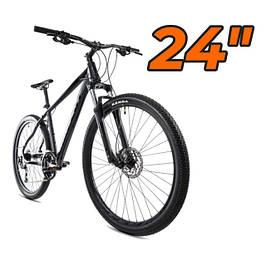 """Горные велосипеды 24"""""""
