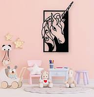 Декоративное панно Единорог