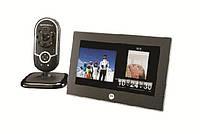 Цифровая беспроводная видеоняня с функцией «Фоторамка» Motorola MFV700