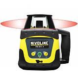 Лазерный нивелир ротационный Nivoline FRE 207 A H комплект - 300 метров, фото 2