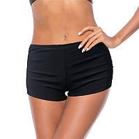 Купальні шорти жіночі чорні