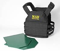 Пластина до жилету утяжелителю FORCE VEST 5-30 від MAD