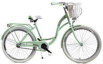 Велосипед VANESSA Vintage 26 Nexus 3 mint Польша
