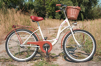 Велосипед VANESSA 26 Nexus 3 cream Польша