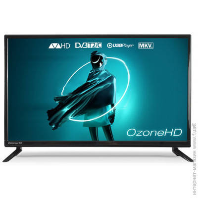 Телевізор OzoneHD 24HN82T2, фото 2