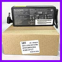 Блок питания адаптер зарядка для ноутбука Lenovo 20v 3.25a 65w 4.0x1.7mm. Топ качество!