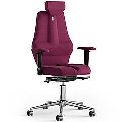 Кресло KULIK SYSTEM NANO Ткань с подголовником без строчки Розовый 16-901-BS-MC-0508 ZZ, КОД: 1668792
