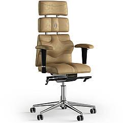 Кресло KULIK SYSTEM PYRAMID Антара с подголовником без строчки Дюна 9-901-BS-MC-0311 ZZ, КОД: 1685981