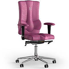 Кресло KULIK SYSTEM ELEGANCE Антара без подголовника без строчки Розовый 10-909-BS-MC-0312 ZZ, КОД: 1689485