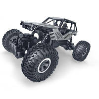 Радиоуправляемая игрушка Sulong Toys OFF-ROAD CRAWLER ROCK серебристый 1:18 (SL-111S)