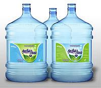 """Натуральная очищенная питьевая вода """"АкваЛиа"""", 19 л."""