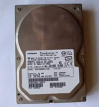 """928 HDD Hitachi 82.3 GB IDE 3.5"""" 7200 rpm 2MB - HDS728080PLAT20 - отличное состояние"""