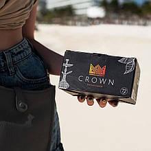 Кокосовый уголь Crown 1 кг для кальяна