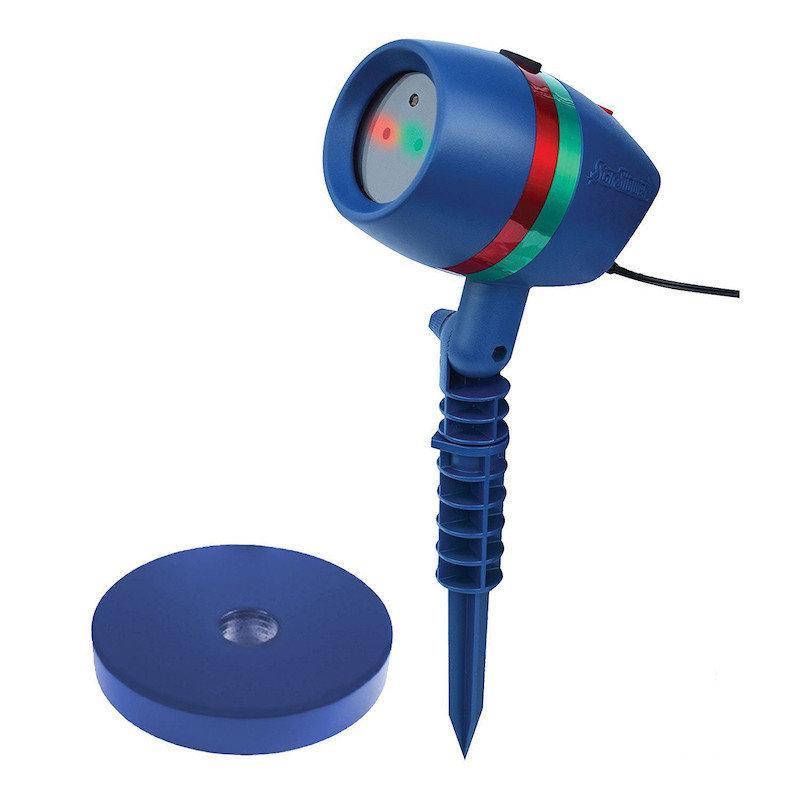 Лазерный проектор Star Shower lazer light (GIPS), проектор лазерный, уличный проектор, проектор лазерный на