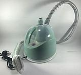 Отпариватель для одягу вертикальний MS- 5350 2000W (GIPS), ручний праска, ручний отпариватель, отпариватель, фото 5