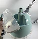 Отпариватель для одягу вертикальний MS- 5350 2000W (GIPS), ручний праска, ручний отпариватель, отпариватель, фото 6