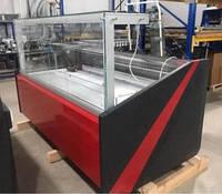 Холодильная витрина Juka FGL190 рестайлинг